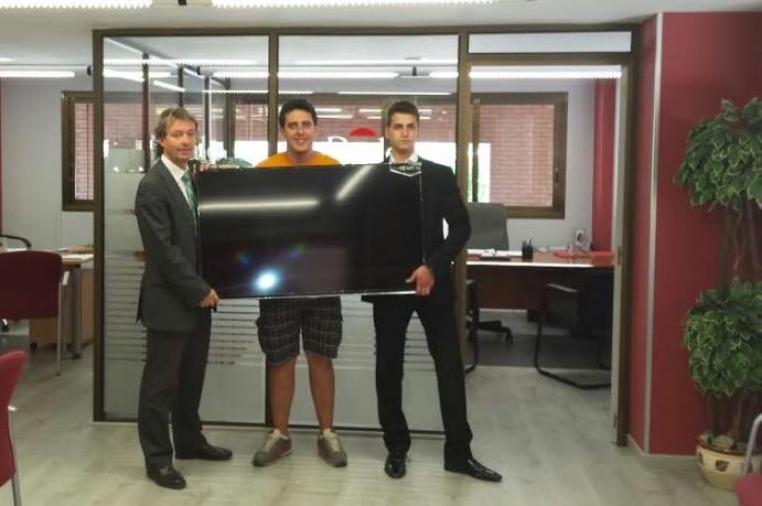 GANADOR SMART TV