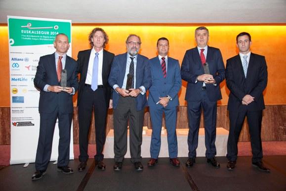 REALE recibe el Premio EUSKALSEGUR por su apuesta por la mediación