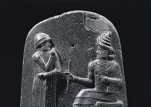 Los babilonios y su código (1.760 a.C)