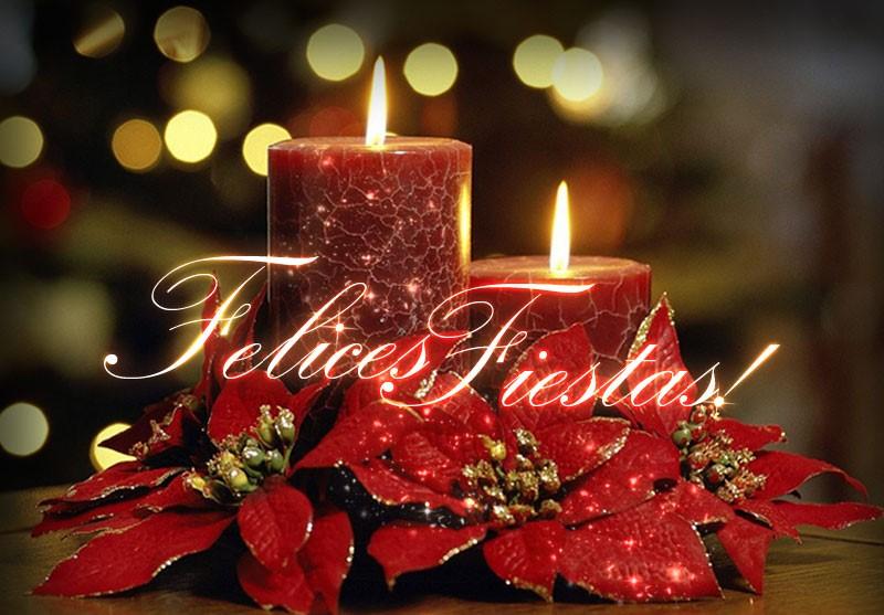 Felices fiestas a todos!